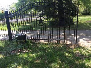 Swing Gate Repair Denton